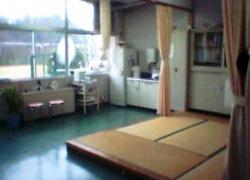 保健室内01
